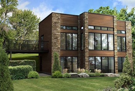 Modern Cabins for Sale | Single Family | Outaouais | Constructions MCL