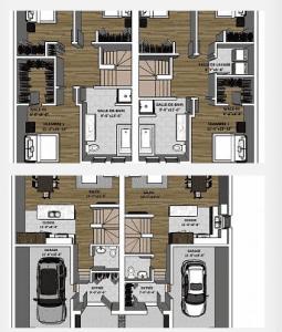 plan maison continentale