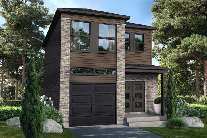 le continental unifamiliale maison neuve constructions mcl constructions mcl. Black Bedroom Furniture Sets. Home Design Ideas