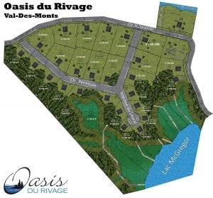 Plan du Projet de Construction | Oasis du Rivage